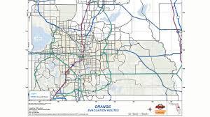 hurricane irma central florida evacuation maps zones  wftv
