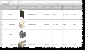 Bom Tools Pro Inventor Autodesk App Store