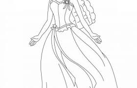 Free Barbie Coloring Pages Lovely Free Coloring Pages To Print