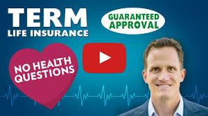 One reason why some may avoid purchasing life insurance is because they don't want to take part in a medical exam. Protection Plus Term Life Insurance No Health Questions No Exam