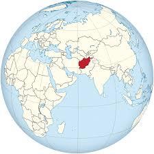 Dosye:Afghanistan on the globe (Afro-Eurasia centered).svg - Vikipediya