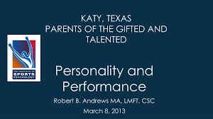 katy texas pas of the gifted and talented n