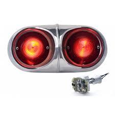 chevrolet belair biscayne led tail lights dakota digital 1958 chevrolet belair biscayne led tail lights dakota digital lat nr221