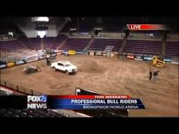 Broadmoor Arena Seating Chart Pbr At The Broadmoor World Arena How They Do It