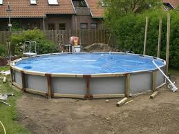 intex above ground pool decks. Perfect Intex Intex Frame Pool In Erde Einlassen And Above Ground Decks I