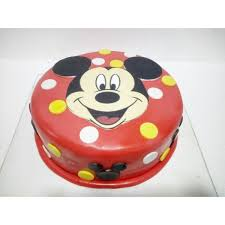 mickey mouse cake cbs01 in bangalore