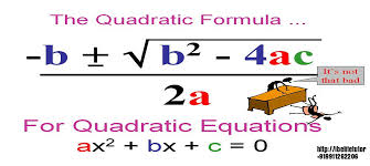 the quadratic formula is the strongest method to solve a quadratic equation in this article i will use steps to prove the quadratic formula