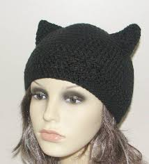 Cat Hat Crochet Pattern Interesting Best Cat Ears Hat Crochet Pattern Thats The New Thing