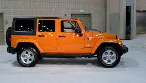 jeep wrangler at the 2018 philadelphia auto show
