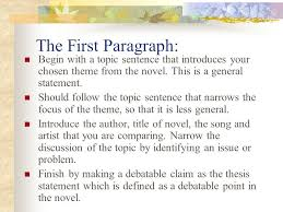 the five paragraph essay format ppt video online  2 the