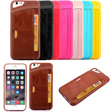 iphone 6 wallet case leather wallet id credit card pouch with card for iphone 6 plus apple 6 iphone 6 wallet case iphone 6 plus wallet covers iphone 6 card