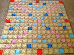 ZeedleBeez: Scrabble Rag Quilt & Scrabble Rag Quilt Adamdwight.com