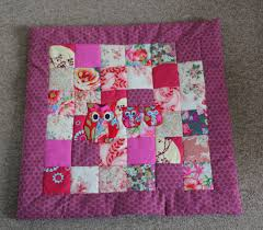 A Special Baby Quilt — Crafthubs & Unique Patchwork Baby quilt / playmat by michaelmademe on Etsy Adamdwight.com