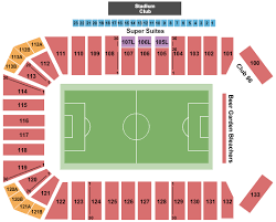 Toyota Stadium Frisco Seating Chart Buy Fc Dallas Tickets Seating Charts For Events Ticketsmarter