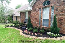 best front yard landscaping ideas on a