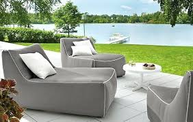 room and board outdoor chaise modern furniture o27