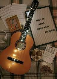 Пин от пользователя Lili Tth на доске Guitar | Искусство укулеле, Гитарное искусство, Раскрашенные гитары