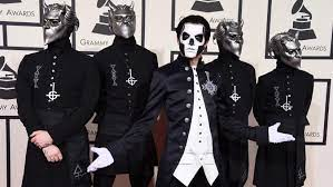 Based on the hit 1990 romantic fantasy thriller film of the same name, the musical had its world premiere at the manchester opera house in manchester in march 2011. Ghost Introduce Their New Dark Leader Grammy Com