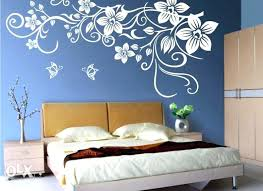 paint designs for walls interior wall painting a design on cozy cool bedroom paint designs for walls