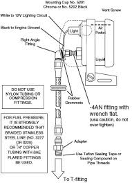 how to install an auto meter pro comp ultra lite oil pressure autometer fuel level gauge wiring diagram at Autometer Gauge Wiring Diagram