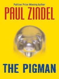 the pigman the pigman by paul zindel 128092