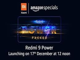 redmi 9 power launch date: Redmi 9 ...