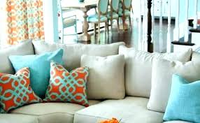 teal and orange living room decor teal and orange living room decor awesome grey and teal