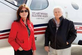 Stuart Woods: Real Fiction | Flying