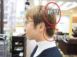 男髪ツーブロックはガッツリ刈りこんでスタイリングするのが似合う秘訣