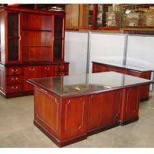 dallas office furniture used executive desk set new and used furniture