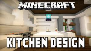 Minecraft Modern Kitchen Minecraft Tutorial Modern Kitchen Design How To Build A Modern