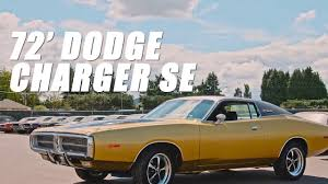 1972 Dodge Charger SE Car Facts | Graveyard Carz - YouTube