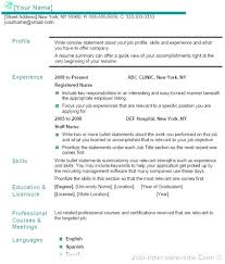 Lpn Job Description For Resume Simply Nursing Resume Template Lpn Professional Resume Cover 68