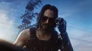 Keanu Reeves Cyberpunk 2077, HD Games ...