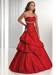 red homeing dresses 2016 under 100