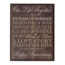 gifts favors outstanding 25th wedding anniversary gift ideas silver for her husband pas present
