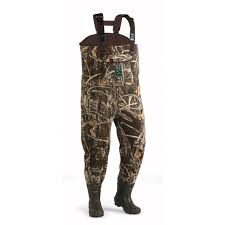 Mens Ducks Unlimited 3 1 2 Mm Stout Chest Waders With