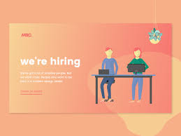 Hire Product Designer Were Hiring Designers By Mb Creative On Dribbble