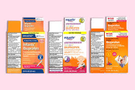 Ibuprofen Chart For Babies Infant Ibuprofen Recalled Over Concerns The Dosage Is Too