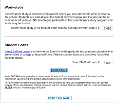 How To Use The Fafsa4caster To Predict Your Financial Aid Award