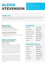 Resume Templates Macbook Free Download