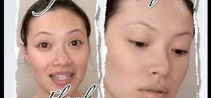 conceal ugly dark circles around your eyes with concealers