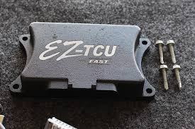 ez tcu transmission controller setup and advanced settings for many people who are used to the limited wiring harness and the hands on approach to working on their car the idea of having an electronically