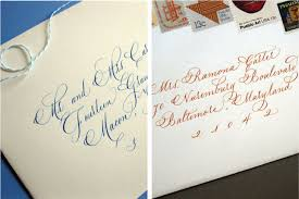 etiquette} addressing your wedding invitations Wedding Invitation Address Protocol grace edmands calligraphy Wedding Invitation Etiquette