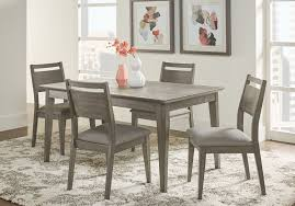 Gray kitchen table Grey Wood Stain Dining Shop Now Rooms To Go Dining Room Sets Suites Furniture Collections