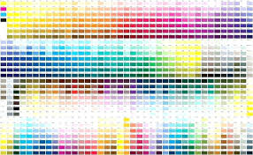Pantone Coated Color Chart Pdf Pms Coated Chart Achievelive Co