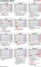 Printable 2015 Calendar Uk Calendars Lacse Info
