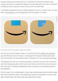 This was all about why amazon changed its app logo. Amazon Quietly Changed Its App Icon After Some Unfavorable Comparisons Album On Imgur