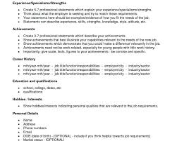 Hobby And Interest In Resume Hobbies Resume Examples Hobby And Interest In Perfect Format