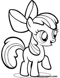 Small Picture My Little Pony Friendship Is Magic Coloring Pages in The Amazing